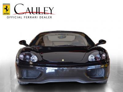 Used 2003 Ferrari 360 Modena F1 Used 2003 Ferrari 360 Modena F1 for sale Sold at Cauley Ferrari in West Bloomfield MI 3
