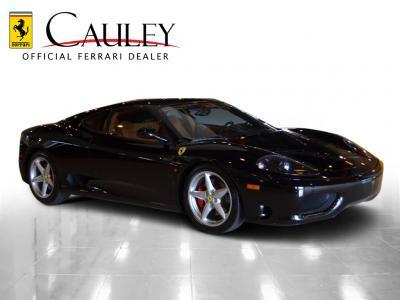 Used 2003 Ferrari 360 Modena F1 Used 2003 Ferrari 360 Modena F1 for sale Sold at Cauley Ferrari in West Bloomfield MI 4