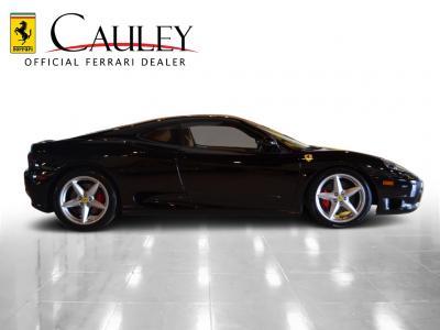 Used 2003 Ferrari 360 Modena F1 Used 2003 Ferrari 360 Modena F1 for sale Sold at Cauley Ferrari in West Bloomfield MI 5
