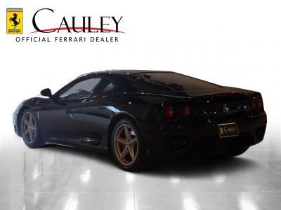 Used 2003 Ferrari 360 Modena F1 Used 2003 Ferrari 360 Modena F1 for sale Sold at Cauley Ferrari in West Bloomfield MI 8