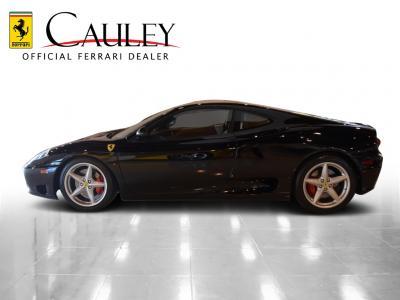 Used 2003 Ferrari 360 Modena F1 Used 2003 Ferrari 360 Modena F1 for sale Sold at Cauley Ferrari in West Bloomfield MI 9