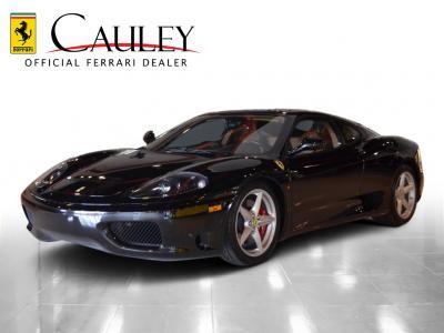 Used 2003 Ferrari 360 Modena F1 Used 2003 Ferrari 360 Modena F1 for sale Sold at Cauley Ferrari in West Bloomfield MI 1