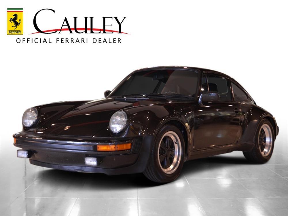 Used 1979 Porsche 911 Turbo