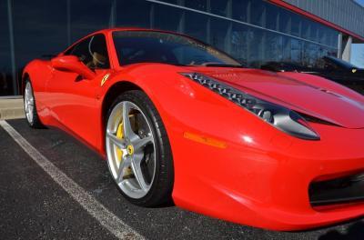 Used 2011 Ferrari 458 Italia Used 2011 Ferrari 458 Italia for sale Sold at Cauley Ferrari in West Bloomfield MI 17