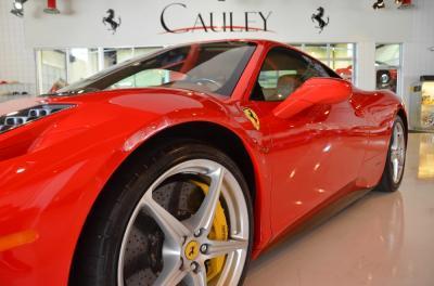 Used 2011 Ferrari 458 Italia Used 2011 Ferrari 458 Italia for sale Sold at Cauley Ferrari in West Bloomfield MI 23
