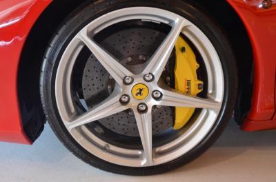Used 2011 Ferrari 458 Italia Used 2011 Ferrari 458 Italia for sale Sold at Cauley Ferrari in West Bloomfield MI 24