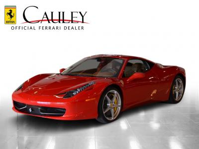 Used 2011 Ferrari 458 Italia Used 2011 Ferrari 458 Italia for sale Sold at Cauley Ferrari in West Bloomfield MI 1