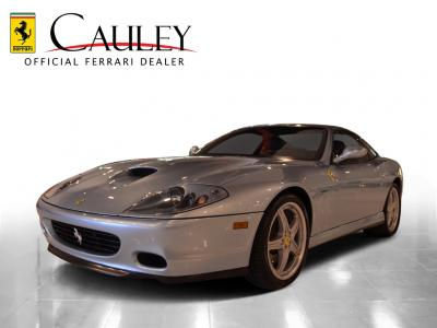 Used 2003 Ferrari 575M Maranello Used 2003 Ferrari 575M Maranello for sale Sold at Cauley Ferrari in West Bloomfield MI 10