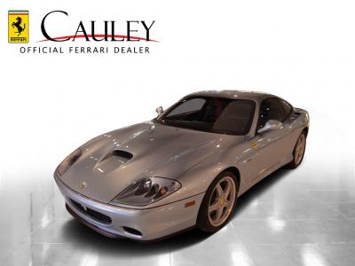 Used 2003 Ferrari 575M Maranello Used 2003 Ferrari 575M Maranello for sale Sold at Cauley Ferrari in West Bloomfield MI 11