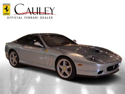 Used 2003 Ferrari 575M Maranello Used 2003 Ferrari 575M Maranello for sale Sold at Cauley Ferrari in West Bloomfield MI 4