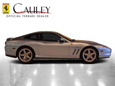 Used 2003 Ferrari 575M Maranello Used 2003 Ferrari 575M Maranello for sale Sold at Cauley Ferrari in West Bloomfield MI 5