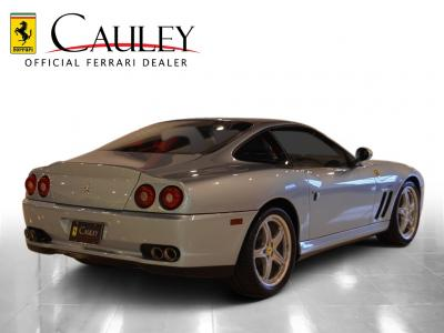 Used 2003 Ferrari 575M Maranello Used 2003 Ferrari 575M Maranello for sale Sold at Cauley Ferrari in West Bloomfield MI 6