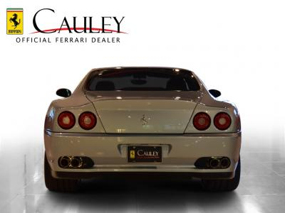 Used 2003 Ferrari 575M Maranello Used 2003 Ferrari 575M Maranello for sale Sold at Cauley Ferrari in West Bloomfield MI 7