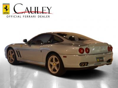 Used 2003 Ferrari 575M Maranello Used 2003 Ferrari 575M Maranello for sale Sold at Cauley Ferrari in West Bloomfield MI 8