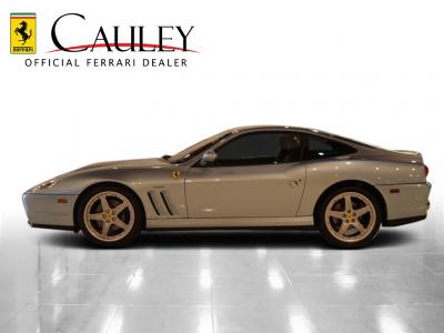 Used 2003 Ferrari 575M Maranello Used 2003 Ferrari 575M Maranello for sale Sold at Cauley Ferrari in West Bloomfield MI 9