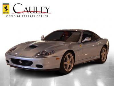 Used 2003 Ferrari 575M Maranello Used 2003 Ferrari 575M Maranello for sale Sold at Cauley Ferrari in West Bloomfield MI 1