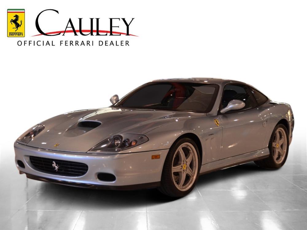 Used 2003 Ferrari 575M Maranello