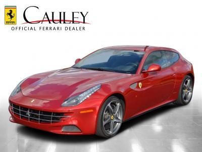 Used 2012 Ferrari FF Used 2012 Ferrari FF for sale Sold at Cauley Ferrari in West Bloomfield MI 10