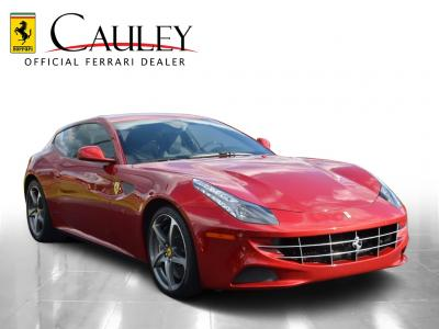 Used 2012 Ferrari FF Used 2012 Ferrari FF for sale Sold at Cauley Ferrari in West Bloomfield MI 4