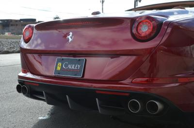 Used 2016 Ferrari California T Used 2016 Ferrari California T for sale Sold at Cauley Ferrari in West Bloomfield MI 19