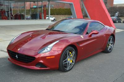 Used 2016 Ferrari California T Used 2016 Ferrari California T for sale Sold at Cauley Ferrari in West Bloomfield MI 39