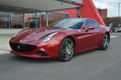 Used 2016 Ferrari California T Used 2016 Ferrari California T for sale Sold at Cauley Ferrari in West Bloomfield MI 40