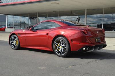 Used 2016 Ferrari California T Used 2016 Ferrari California T for sale Sold at Cauley Ferrari in West Bloomfield MI 42