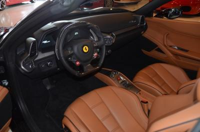 Used 2014 Ferrari 458 Spider Used 2014 Ferrari 458 Spider for sale Sold at Cauley Ferrari in West Bloomfield MI 23