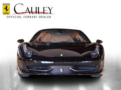 Used 2014 Ferrari 458 Spider Used 2014 Ferrari 458 Spider for sale Sold at Cauley Ferrari in West Bloomfield MI 3