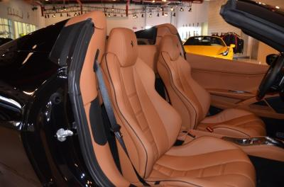 Used 2014 Ferrari 458 Spider Used 2014 Ferrari 458 Spider for sale Sold at Cauley Ferrari in West Bloomfield MI 39