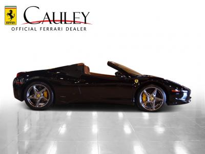 Used 2014 Ferrari 458 Spider Used 2014 Ferrari 458 Spider for sale Sold at Cauley Ferrari in West Bloomfield MI 5