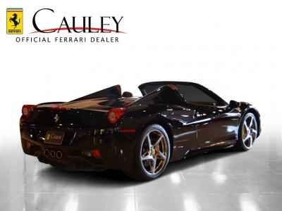 Used 2014 Ferrari 458 Spider Used 2014 Ferrari 458 Spider for sale Sold at Cauley Ferrari in West Bloomfield MI 6