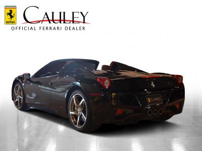 Used 2014 Ferrari 458 Spider Used 2014 Ferrari 458 Spider for sale Sold at Cauley Ferrari in West Bloomfield MI 8