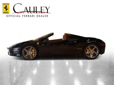 Used 2014 Ferrari 458 Spider Used 2014 Ferrari 458 Spider for sale Sold at Cauley Ferrari in West Bloomfield MI 9