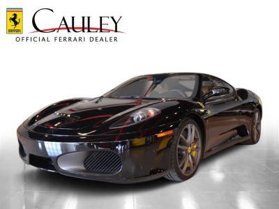 Used 2005 Ferrari F430 F1 Used 2005 Ferrari F430 F1 for sale Sold at Cauley Ferrari in West Bloomfield MI 11