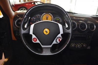 Used 2005 Ferrari F430 F1 Used 2005 Ferrari F430 F1 for sale Sold at Cauley Ferrari in West Bloomfield MI 37
