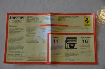 Used 2005 Ferrari F430 F1 Used 2005 Ferrari F430 F1 for sale Sold at Cauley Ferrari in West Bloomfield MI 47