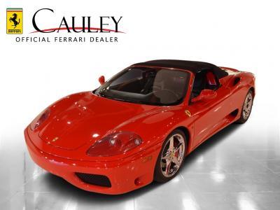 Used 2005 Ferrari 360 Spider F1 Used 2005 Ferrari 360 Spider F1 for sale Sold at Cauley Ferrari in West Bloomfield MI 10