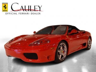 Used 2005 Ferrari 360 Spider F1 Used 2005 Ferrari 360 Spider F1 for sale Sold at Cauley Ferrari in West Bloomfield MI 11