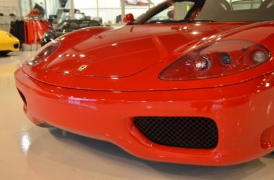 Used 2005 Ferrari 360 Spider F1 Used 2005 Ferrari 360 Spider F1 for sale Sold at Cauley Ferrari in West Bloomfield MI 12