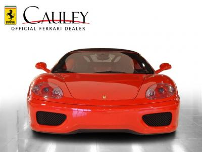 Used 2005 Ferrari 360 Spider F1 Used 2005 Ferrari 360 Spider F1 for sale Sold at Cauley Ferrari in West Bloomfield MI 3