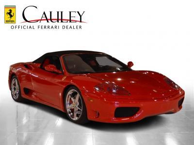 Used 2005 Ferrari 360 Spider F1 Used 2005 Ferrari 360 Spider F1 for sale Sold at Cauley Ferrari in West Bloomfield MI 4