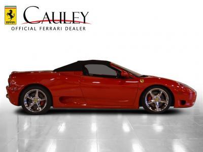Used 2005 Ferrari 360 Spider F1 Used 2005 Ferrari 360 Spider F1 for sale Sold at Cauley Ferrari in West Bloomfield MI 5