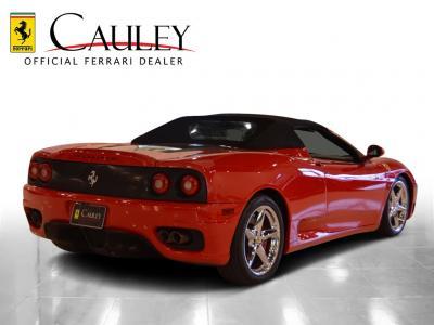 Used 2005 Ferrari 360 Spider F1 Used 2005 Ferrari 360 Spider F1 for sale Sold at Cauley Ferrari in West Bloomfield MI 6