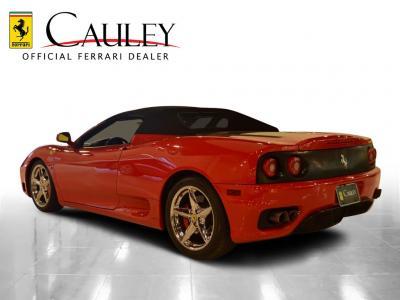 Used 2005 Ferrari 360 Spider F1 Used 2005 Ferrari 360 Spider F1 for sale Sold at Cauley Ferrari in West Bloomfield MI 8