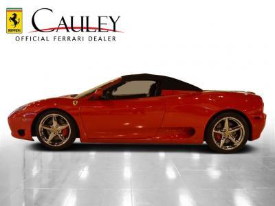 Used 2005 Ferrari 360 Spider F1 Used 2005 Ferrari 360 Spider F1 for sale Sold at Cauley Ferrari in West Bloomfield MI 9
