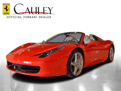 Used 2012 Ferrari 458 Spider Used 2012 Ferrari 458 Spider for sale Sold at Cauley Ferrari in West Bloomfield MI 11