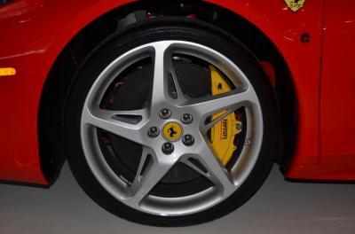 Used 2012 Ferrari 458 Spider Used 2012 Ferrari 458 Spider for sale Sold at Cauley Ferrari in West Bloomfield MI 15