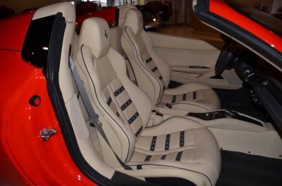 Used 2012 Ferrari 458 Spider Used 2012 Ferrari 458 Spider for sale Sold at Cauley Ferrari in West Bloomfield MI 34