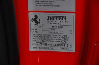 Used 2012 Ferrari 458 Spider Used 2012 Ferrari 458 Spider for sale Sold at Cauley Ferrari in West Bloomfield MI 38
